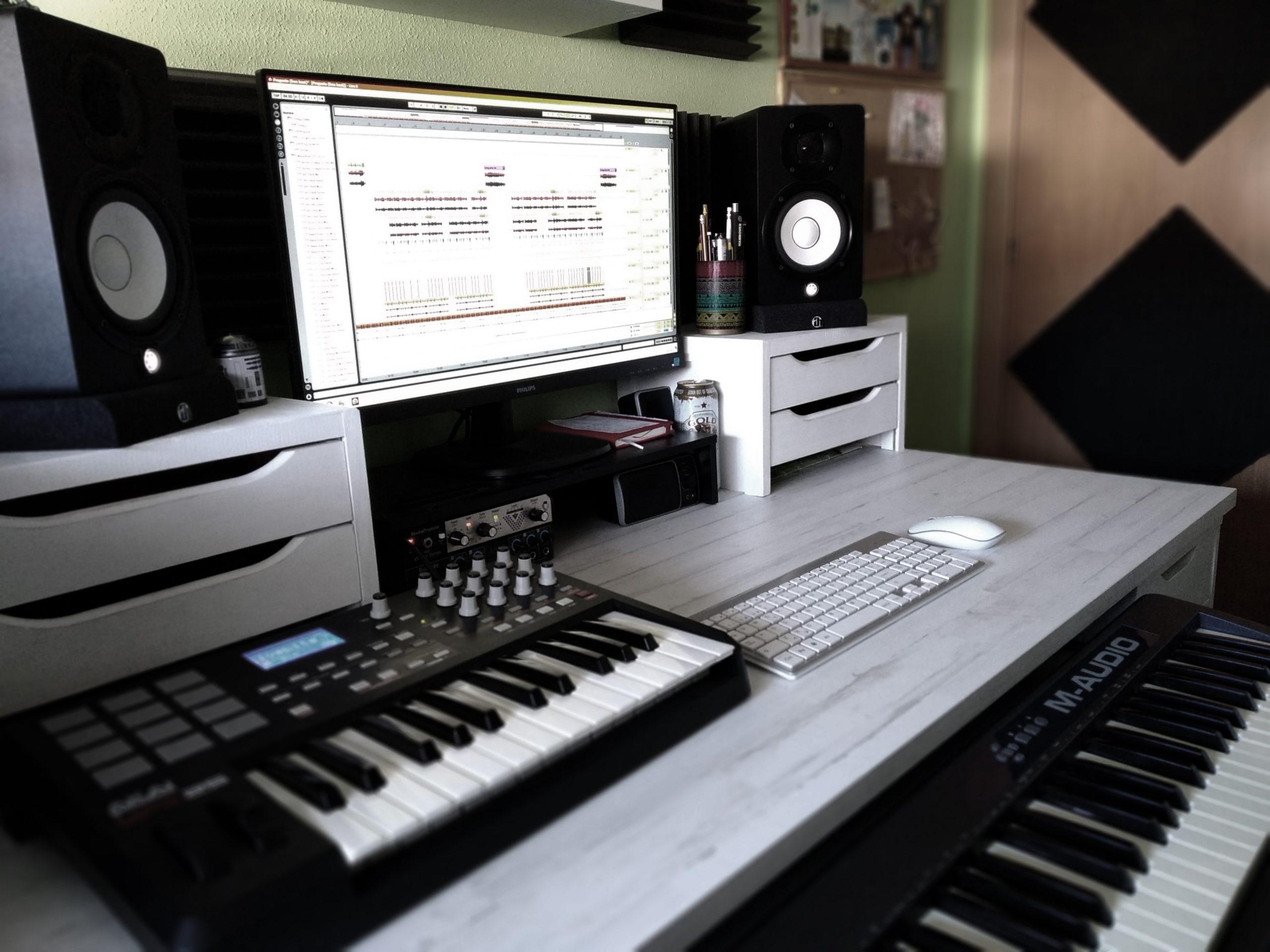 Monitorización de grabación