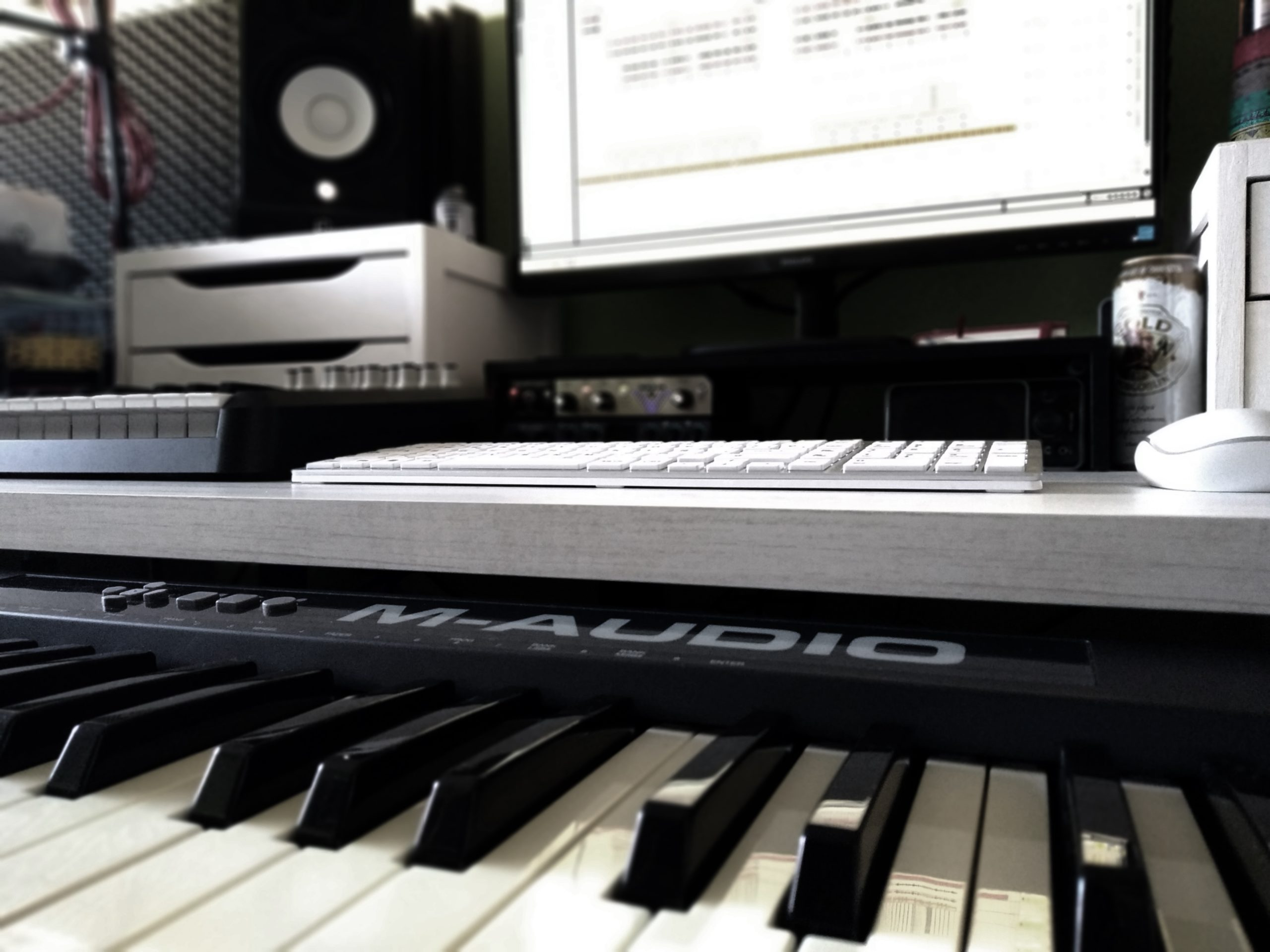 Música para tu proyecto