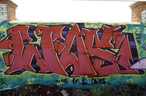 bio grafitti